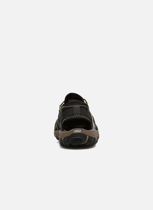 Zapatillas de deporte Merrell Allout Blaze Sieve Negro vista lateral derecha