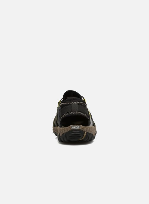 Chaussures de sport Merrell Allout Blaze Sieve Noir vue droite