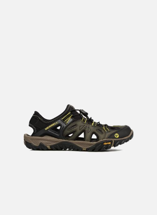 Chaussures de sport Merrell Allout Blaze Sieve Noir vue derrière