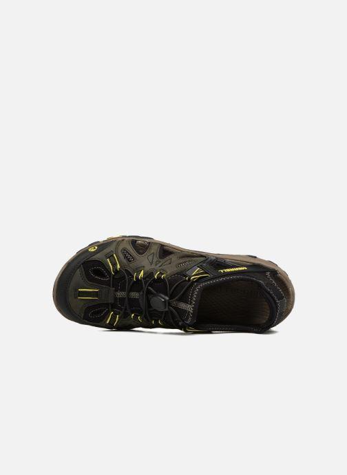 Chaussures de sport Merrell Allout Blaze Sieve Noir vue gauche