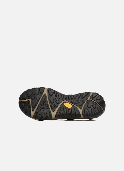 Chaussures de sport Merrell Allout Blaze Sieve Noir vue haut