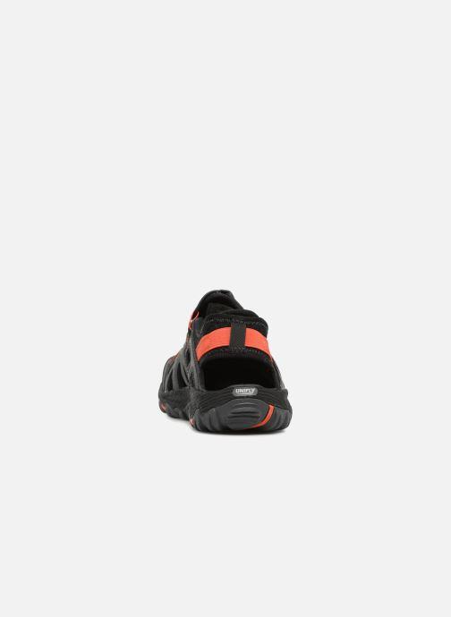 Zapatillas de deporte Merrell Allout Blaze Sieve Gris vista lateral derecha