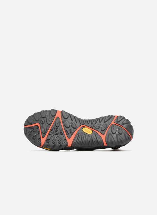 Chaussures de sport Merrell Allout Blaze Sieve Gris vue haut