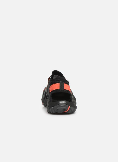 Baskets Merrell Allout Blaze Sieve W Noir vue droite