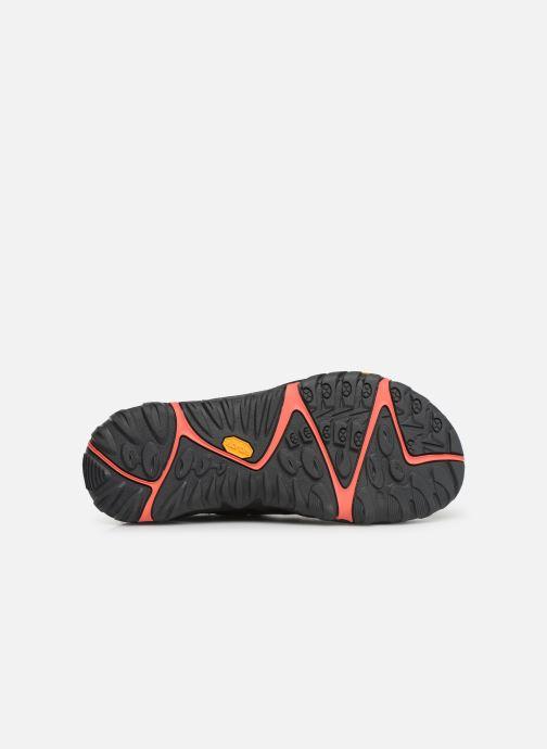 Baskets Merrell Allout Blaze Sieve W Noir vue haut