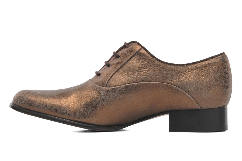 Chaussures à lacets Elizabeth Stuart Estac 310 Marron vue face