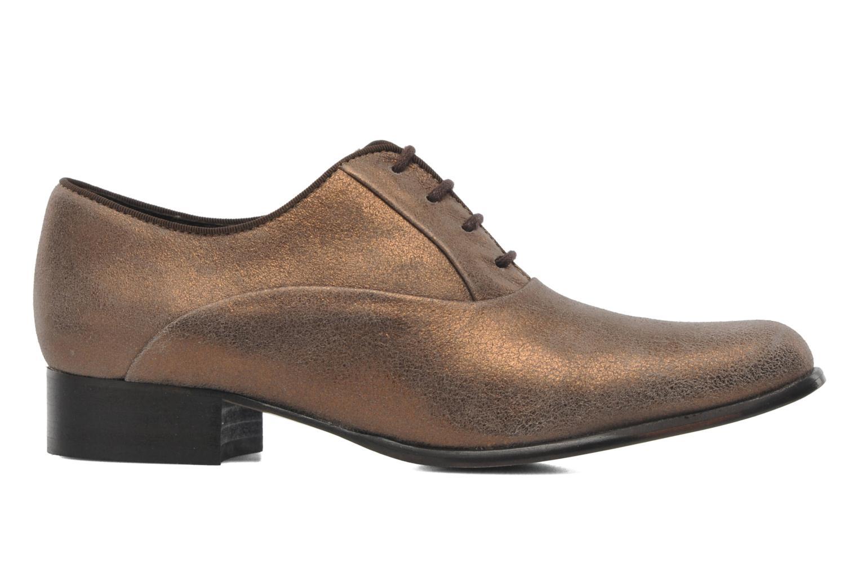 Chaussures à lacets Elizabeth Stuart Estac 310 Marron vue derrière