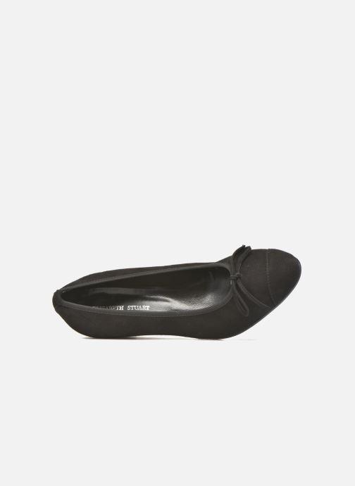 Zapatos de tacón Elizabeth Stuart Nex 300 Negro vista lateral izquierda