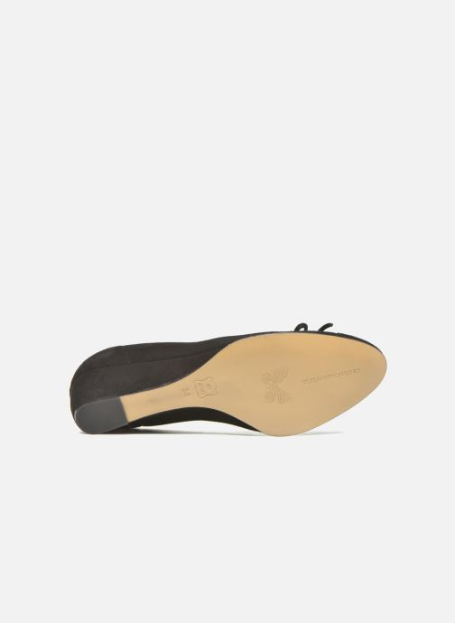 Zapatos de tacón Elizabeth Stuart Nex 300 Negro vista de arriba