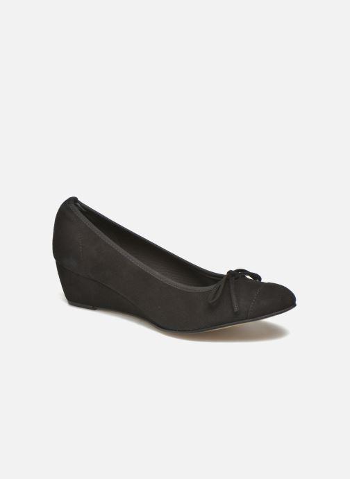 Høje hæle Elizabeth Stuart Nex 300 Sort detaljeret billede af skoene