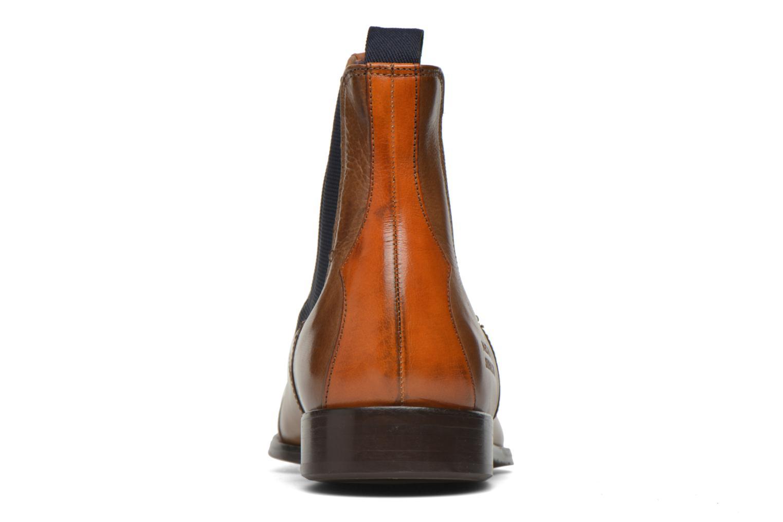 Bottines et boots Melvin & Hamilton Elvis 12 Marron vue droite