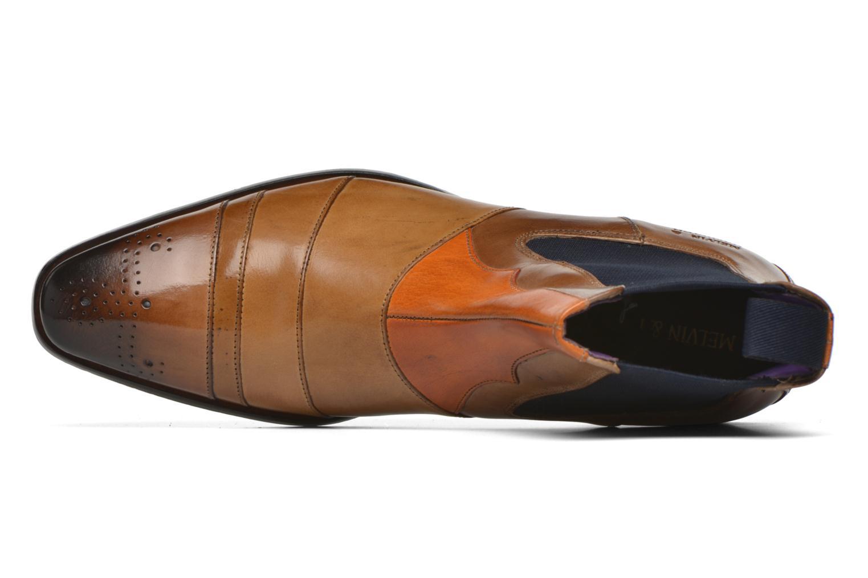 Bottines et boots Melvin & Hamilton Elvis 12 Marron vue gauche