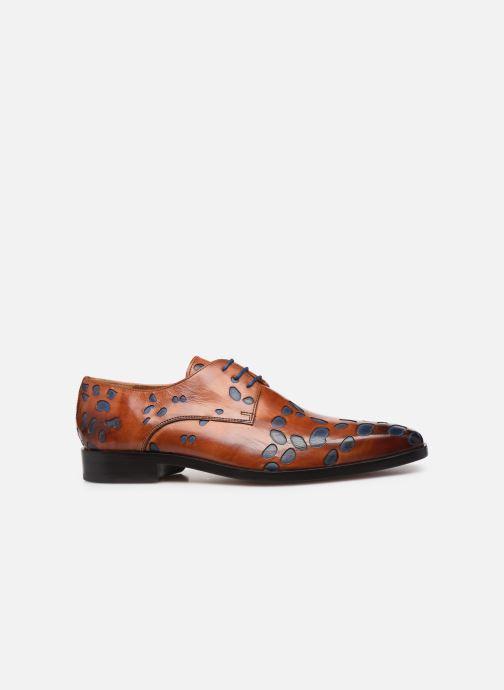 Chaussures à lacets Melvin & Hamilton Lewis 8 Marron vue derrière