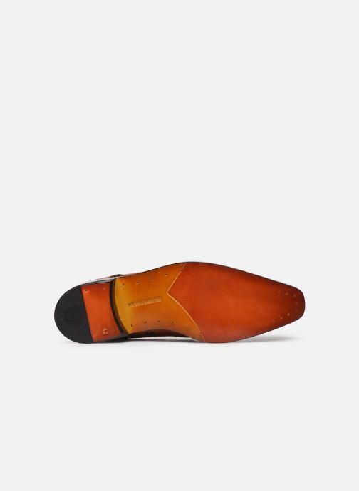 Chaussures à lacets Melvin & Hamilton Lewis 8 Marron vue haut