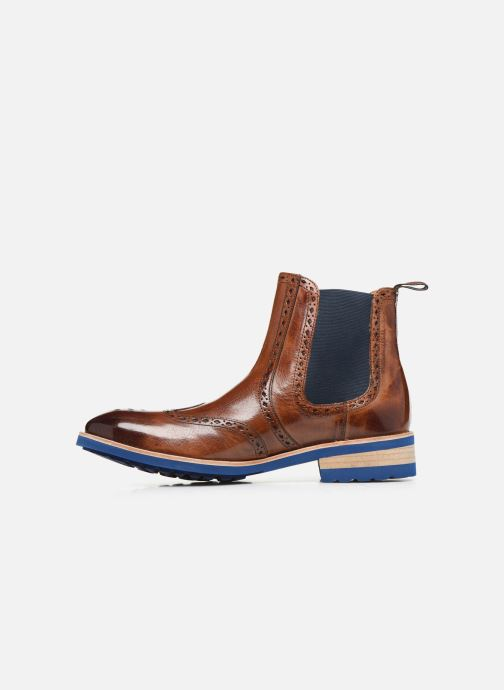 Ankle boots Melvin & Hamilton Walter 9 Brown front view