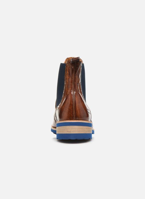 Ankle boots Melvin & Hamilton Walter 9 Brown view from the right