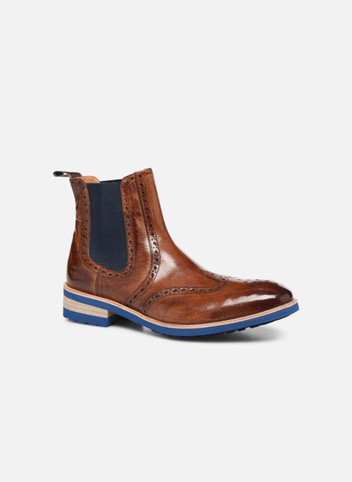 Ankle boots Melvin & Hamilton Walter 9 Brown detailed view/ Pair view