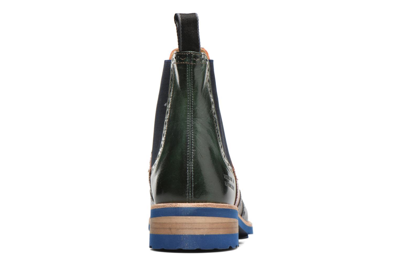 Bottines et boots Melvin & Hamilton Walter 9 Multicolore vue droite