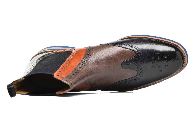 Bottines et boots Melvin & Hamilton Walter 9 Multicolore vue gauche