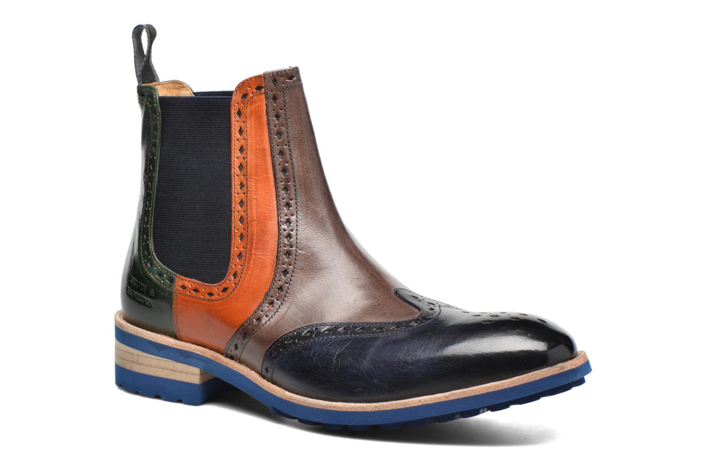 Bottines et boots Melvin & Hamilton Walter 9 Multicolore vue détail/paire