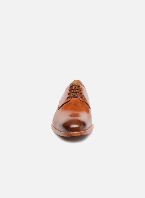 Chaussures à lacets Melvin & Hamilton Tom 8 Marron vue portées chaussures