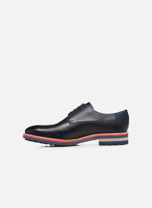 Chaussures à lacets Melvin & Hamilton Tom 8 Bleu vue face
