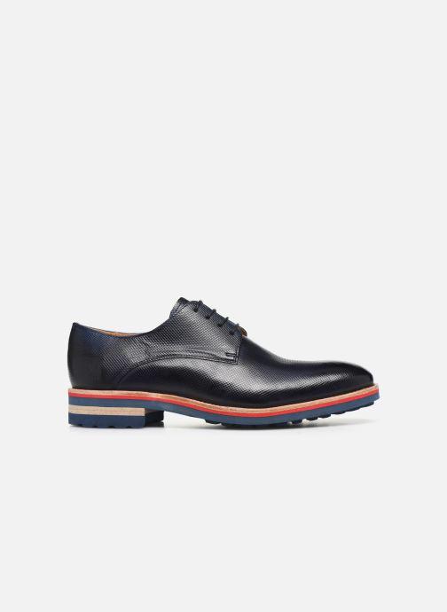Chaussures à lacets Melvin & Hamilton Tom 8 Bleu vue derrière