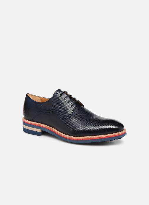 Chaussures à lacets Melvin & Hamilton Tom 8 Bleu vue détail/paire