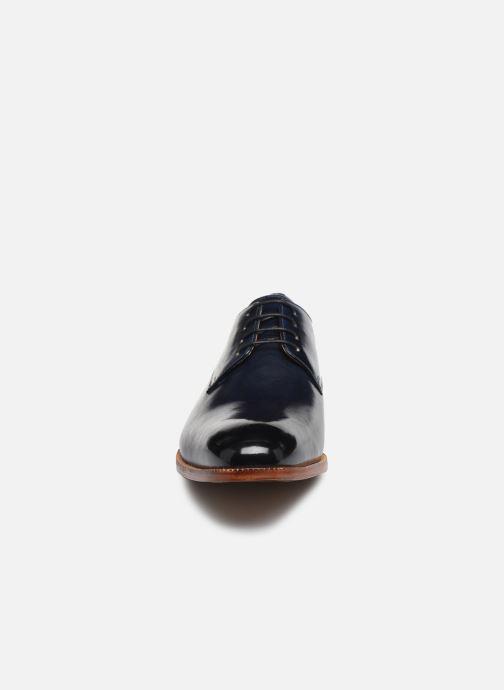 Scarpe con lacci Melvin & Hamilton Tom 8 Azzurro modello indossato