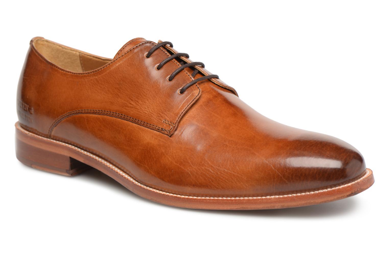 buy online fb3e0 ac02b Chaussures à lacets Melvin   Hamilton Tom 8 Marron vue détail paire