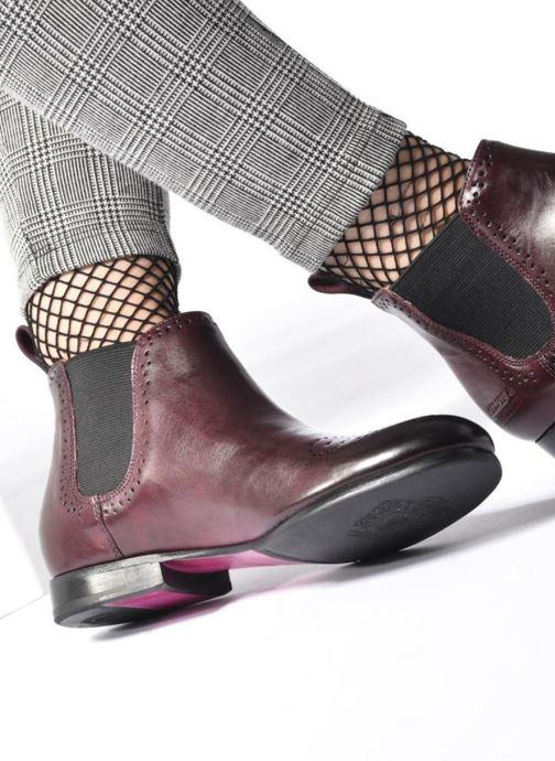 Bottines et boots Melvin & Hamilton Sally 16 Noir vue bas / vue portée sac