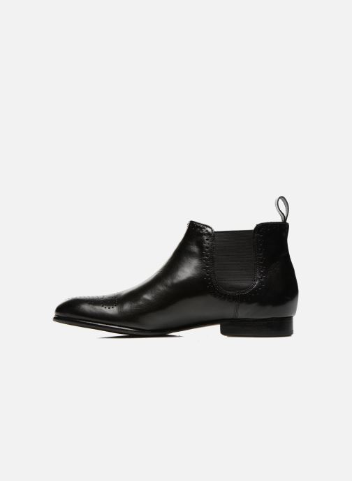 Ankle boots Melvin & Hamilton Sally 16 Black front view