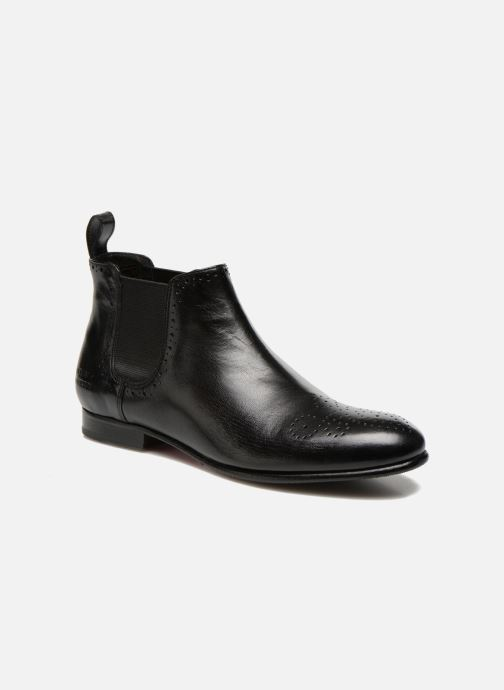 Ankle boots Melvin & Hamilton Sally 16 Black detailed view/ Pair view