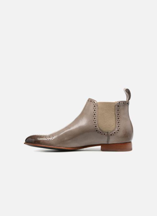 Bottines et boots Melvin & Hamilton Sally 16 Gris vue face