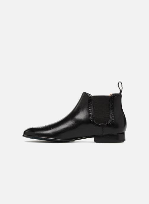 Boots en enkellaarsjes Melvin & Hamilton Sally 16 Zwart voorkant