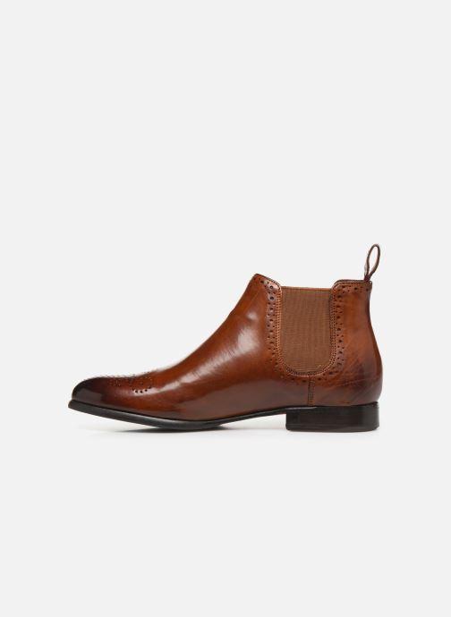 Boots en enkellaarsjes Melvin & Hamilton Sally 16 Bruin voorkant