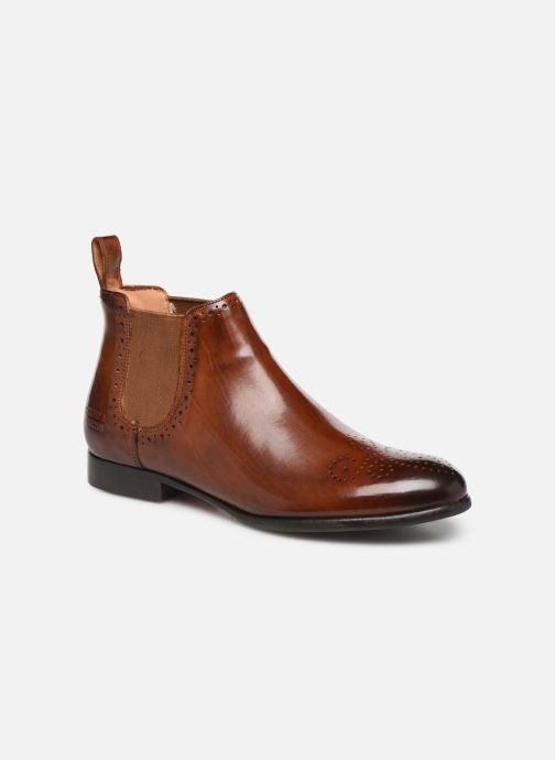 Boots en enkellaarsjes Melvin & Hamilton Sally 16 Bruin detail