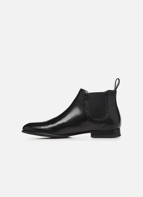 Bottines et boots Melvin & Hamilton Sally 16 Noir vue face