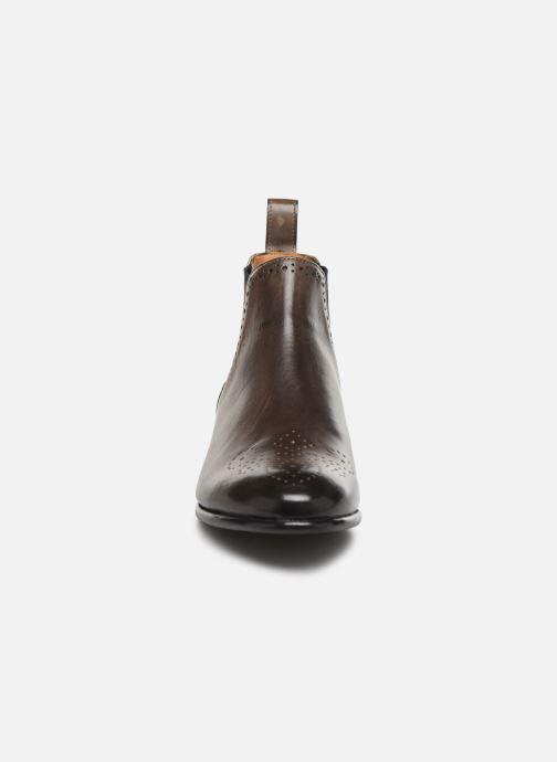 Bottines et boots Melvin & Hamilton Sally 16 Gris vue portées chaussures