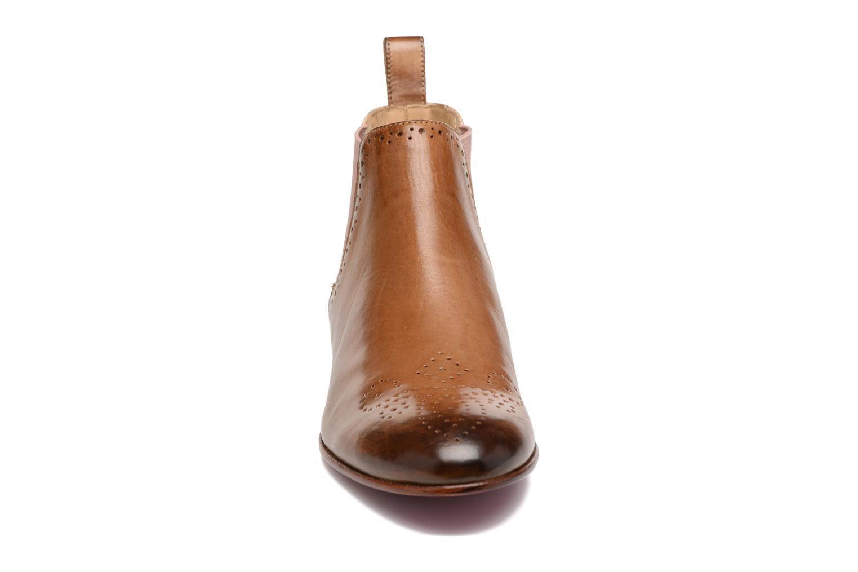 Bottines et boots Melvin & Hamilton Sally 16 Marron vue portées chaussures