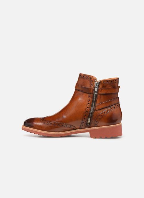 Bottines et boots Melvin & Hamilton Amelie 11 Marron vue face