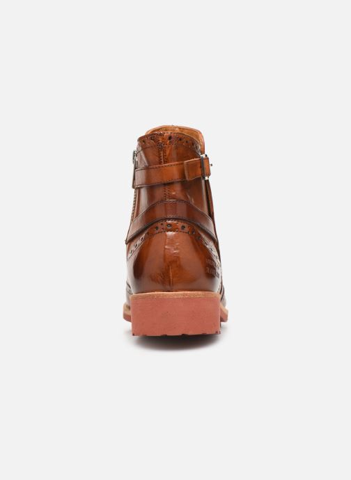 Ankle boots Melvin & Hamilton Amelie 11 Brown view from the right