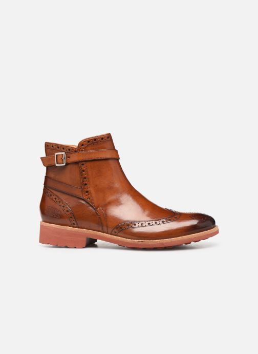 Ankle boots Melvin & Hamilton Amelie 11 Brown back view