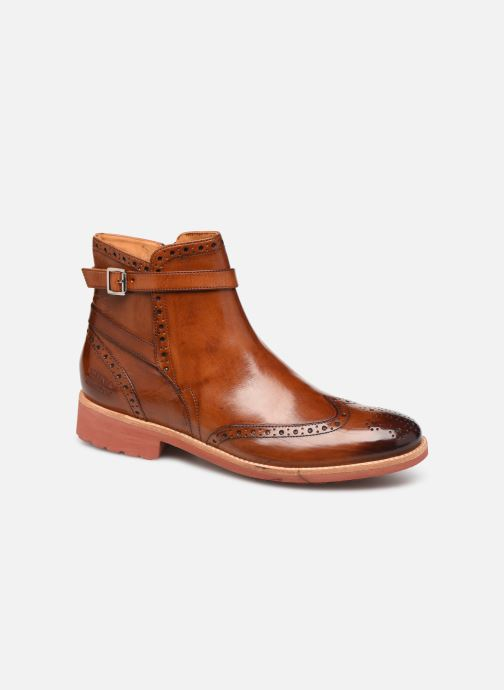 Ankle boots Melvin & Hamilton Amelie 11 Brown detailed view/ Pair view
