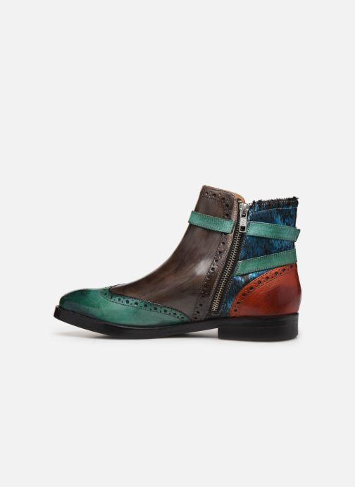 Bottines et boots Melvin & Hamilton Amelie 11 Multicolore vue face