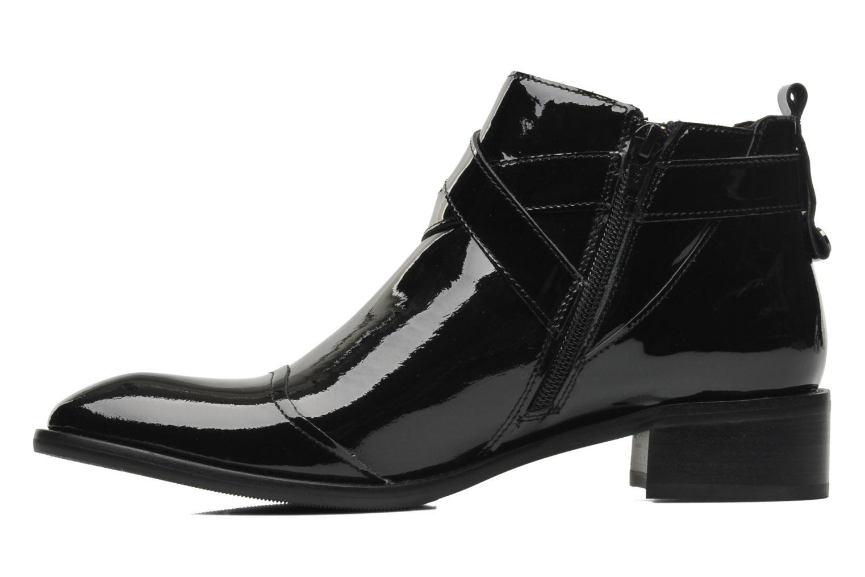 Bottines et boots JB MARTIN Darlene Noir vue face