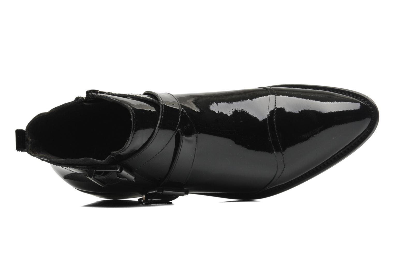 Bottines et boots JB MARTIN Darlene Noir vue gauche
