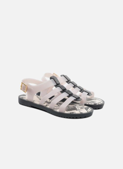 Sandales et nu-pieds Melissa Melissa Flox + Jason Wu Sp Ad Blanc vue 3/4