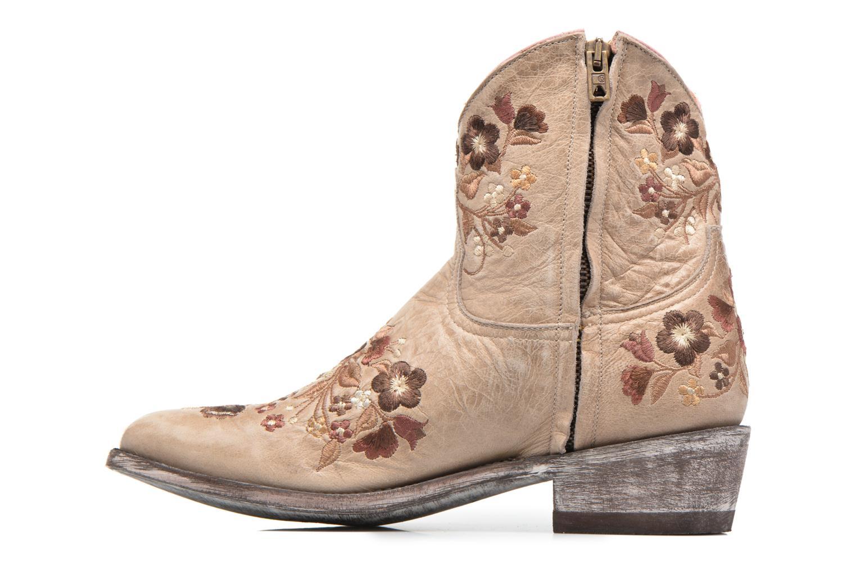 Bottines et boots Mexicana Sorazipper Multicolore vue face