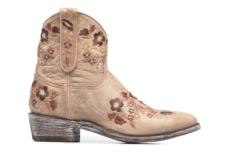 Bottines et boots Mexicana Sorazipper Multicolore vue derrière